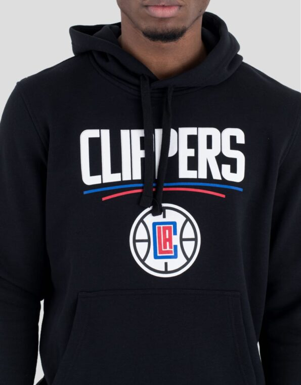 new era clippers team logo hoodie-3
