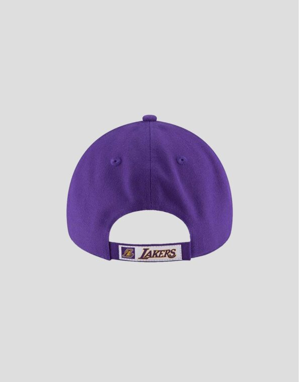 new era lakers cap